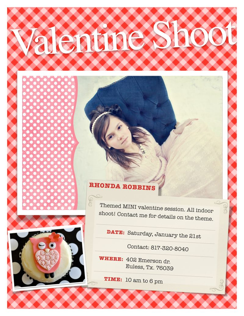 Valentine shoot
